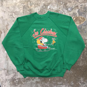 80's ARTEX Joe Christmas Sweatshirt