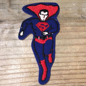 70's Dead Stock Superman Wappen