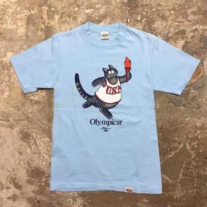 70's crazy shirts Olympicat Tee