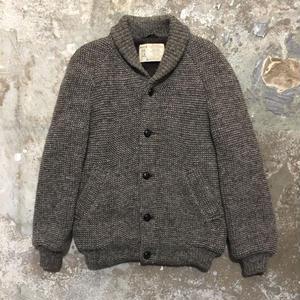 70's~ Hilda Ltd. Wool Knit Jacket