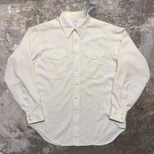~70's Abercrombie&Fitch Co. Wool Cotton Shirt