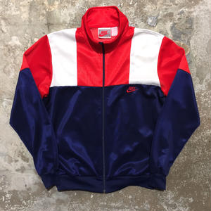 90's NIKE Track Top