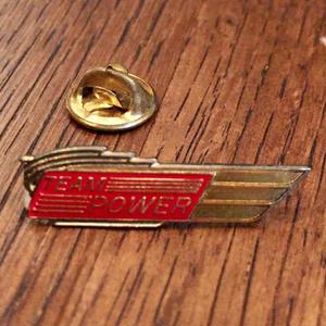 TEAM POWER Pins