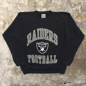 90's  TULTEX RAIDERS Sweatshirt