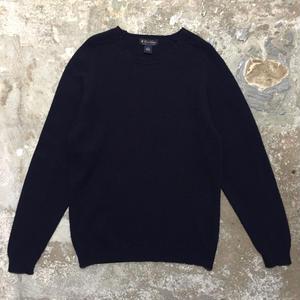 90's~ Brooks Brothers Shetland Wool Sweater