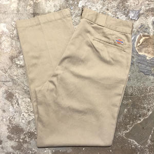 90's Dickies Work Pants KHAKI  W : 36  #2