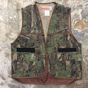 90's WINCHESTER Hunting Camo Vest