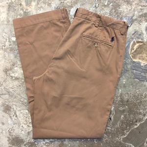 Polo Ralph Lauren Cotton Pants BROWN