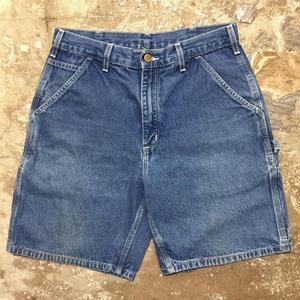 Carhartt Denim Work Shorts W : 32 #1