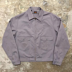 70's Lee Work Jacket GREY