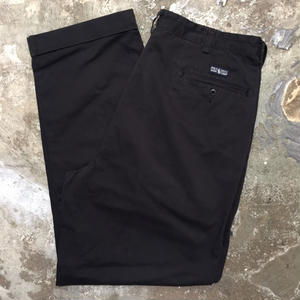 Polo Ralph Lauren Two Tuck Chino Pants BLACK W : 36