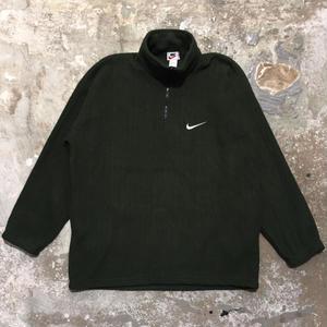 90's NIKE Pullover Fleece Jacket