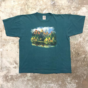 90's EAGLE PRODUCTS Forest Tee