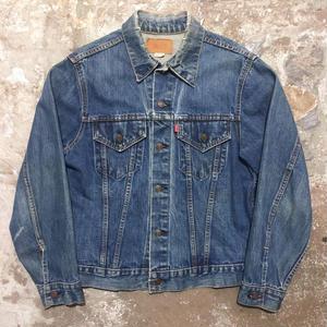 60's~ Levi's 70505 Big-E Denim Jacket