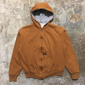Dickies Thermal Lined Hoodie BROWN