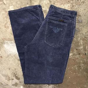 70's~ Wrangler Corduroy Pants W : 30
