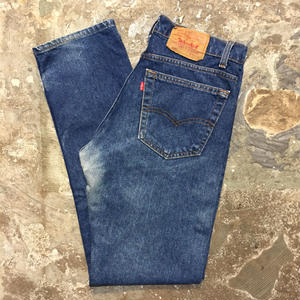 90's Levi's 505 Denim Pants W32