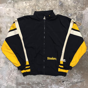 90's STARTER Pittsburgh Steelers Nylon Jacket