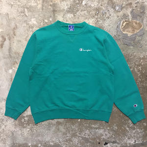 90's Champion Logo Sweatshirt