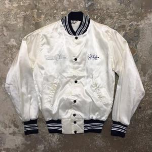 70's~ WESTWIND Nylon Varsity Jacket