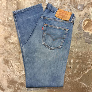 90's Levi's 501 Denim Pants W 34 #1