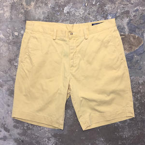 Polo Ralph Lauren Cotton Shorts YELLOW  W: 34