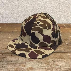 80's DUCK BAY Camouflage Mesh Cap