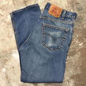 90's Levi's 505 Denim Pants W:33