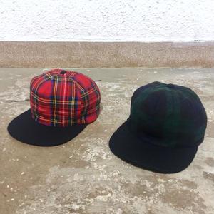 ~90's BRONER 5Panel Wool Cap (Dead Stock)