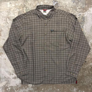 THE NORTH FACE L/S Plaid B.D Shirt