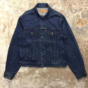 80's Levi's 70506 Denim Jacket