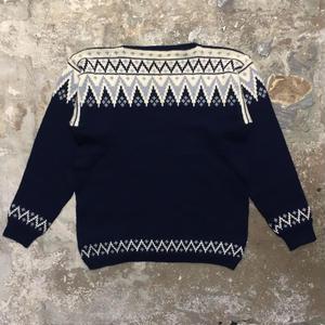 70's Lulle Otterstad Nordic Sweater