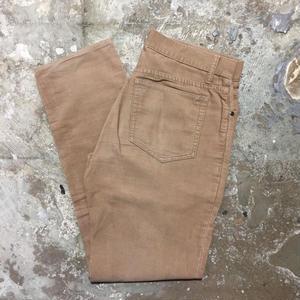 J.CREW Corduroy Pants BEIGE