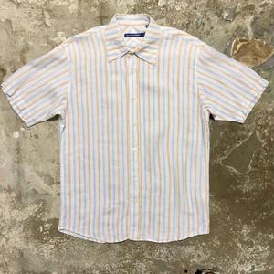 quickreflex Linen Striped Shirt