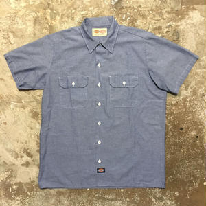 90's~ Dickies Chambray Work Shirts