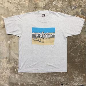 90's SCREEN STARS Horse Tee