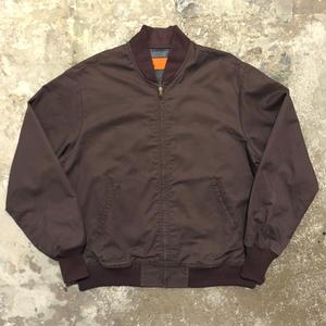80's Work Jacket BROWN