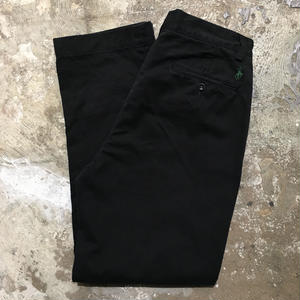 Polo Ralph Lauren Chino Pants BLACK W : 32