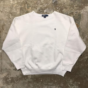 Polo Ralph Lauren Sweatshirt  WHITE