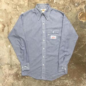 70's Levi's Striped Shirt