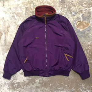 Columbia Fleece Lined Nylon Jacket