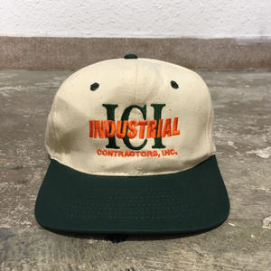 ICI INDUSTRIAL Two Tone Cap