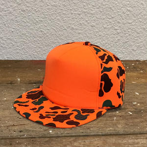 80's YUPOONG Camouflage Cap