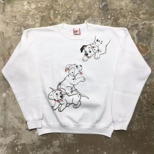 90's Disney 101 Sweatshirt