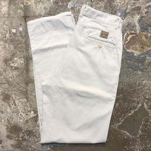 Polo Ralph Lauren Cotton Two Tuck Pants LIGHT BEIGE