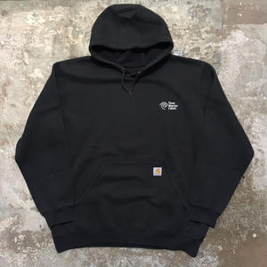 Carhartt Hooded Sweatshirt BLACK (SIZE : XL)