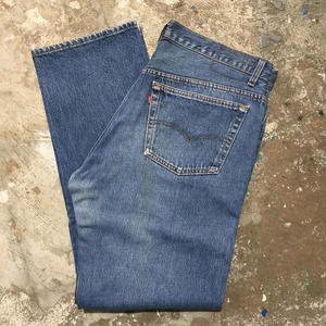 90's Levi's 501 Denim Pants W 38 #1