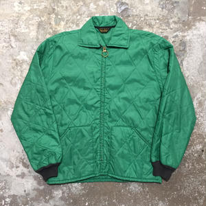80's PROTEXALL Quilted Nylon Jacket