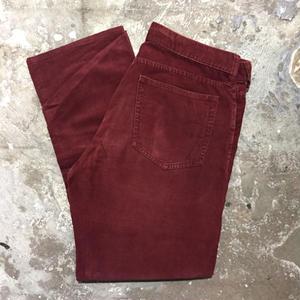 J.CREW Corduroy Pants MAROON