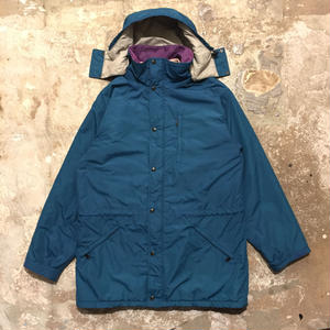 80's L.L.Bean Nylon Hooded Jacket
